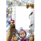 Джобно календарче  с отпечата снимка и топъл ламинат гланц
